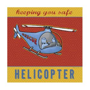 Helicopter by Stephanie Marrott