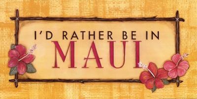 Maui by Stephanie Marrott