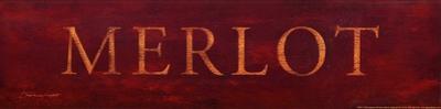Merlot - red by Stephanie Marrott