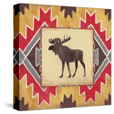 Moose Blanket by Stephanie Marrott