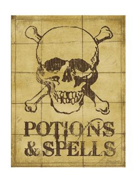 Potions and Spells by Stephanie Marrott