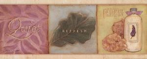 Quiet, Refresh, Pamper by Stephanie Marrott