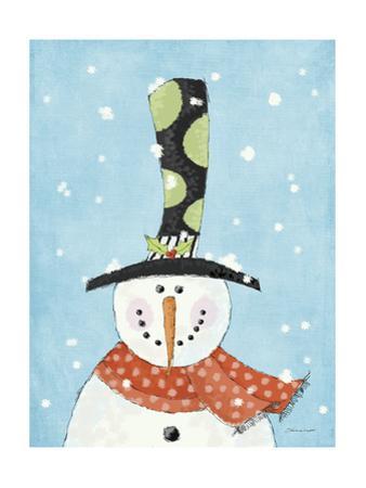 Snowman by Stephanie Marrott