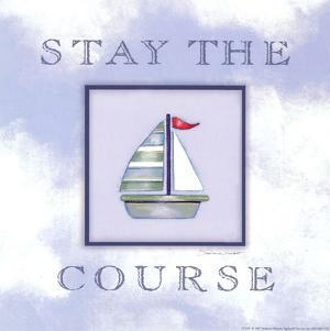 Stay The Course by Stephanie Marrott
