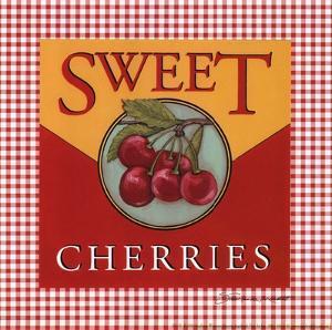 Sweet Cherries by Stephanie Marrott