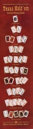 Texas Hold'em by Stephanie Marrott