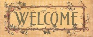 Welcome by Stephanie Marrott