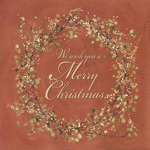 Wish You a Merry Christmas by Stephanie Marrott