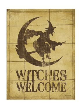 Witches Welcome by Stephanie Marrott