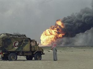 Representative of Kuwait Oil Company by Stephanie Mcgehee