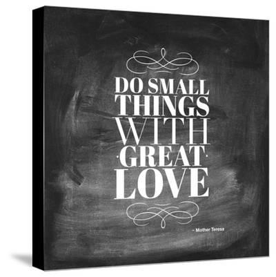 Chalk Type - Great Love by Stephanie Monahan