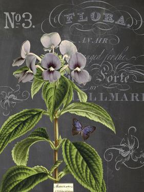 Vintage Botanical - Wildflower by Stephanie Monahan