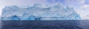 A Huge Grounded Iceberg Rests in Cierva Cove by Stephen Alvarez