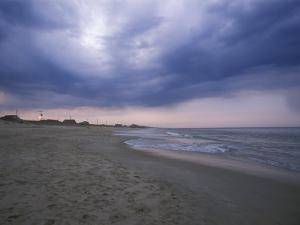 A Storm Sky Gathers at Kitty Hawk by Stephen Alvarez