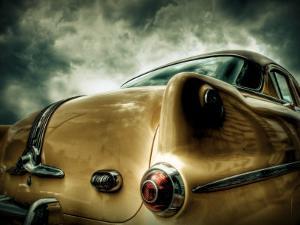 Pontiac, no. 1 by Stephen Arens