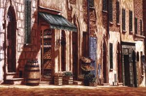 Foiano Della Chiana by Stephen Bergstrom