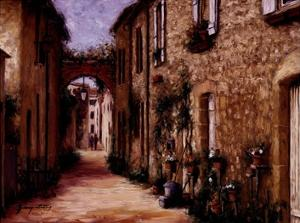 Tuscan Light by Stephen Bergstrom