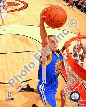 Stephen Curry 2010-11 Action