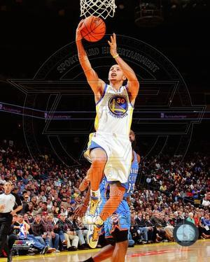 Stephen Curry 2011-12 Action
