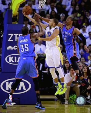 Stephen Curry 2014-15 Action