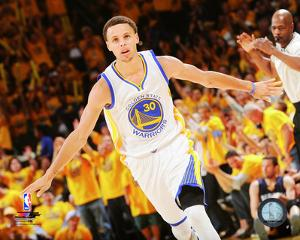 Stephen Curry 2014-15 Playoff Action