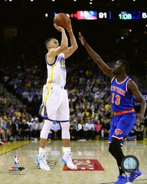 Stephen Curry 2015-16 Action