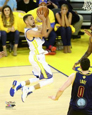 Stephen Curry Game 2 of the 2016 NBA Finals