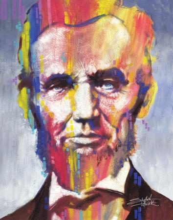 Abraham Lincoln by Stephen Fishwick