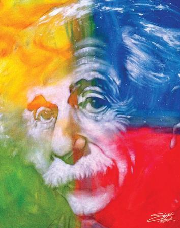 Albert Einstein by Stephen Fishwick