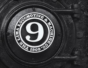 1909 Train by Stephen Gassman