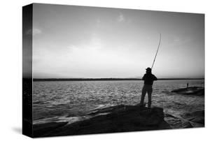 Fisherman by Stephen Gassman
