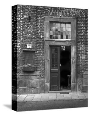 German Doorway by Stephen Gassman