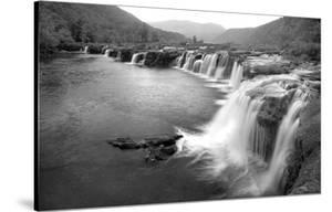 New River Falls by Stephen Gassman