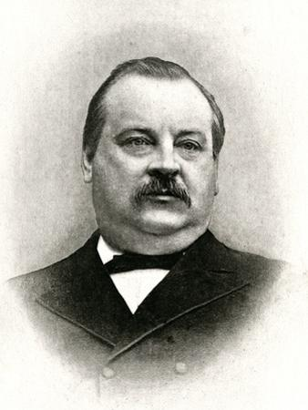 Stephen Grover Cleveland, President of the United States