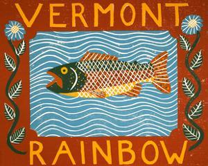 Vermont Rainbow by Stephen Huneck