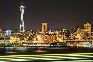 Space Needle by Stephen Kacirek