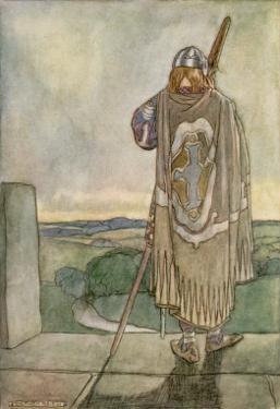 Finn Hears the Fairy Harp by Stephen Reid