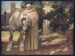 Irish Saint by Stephen Reid
