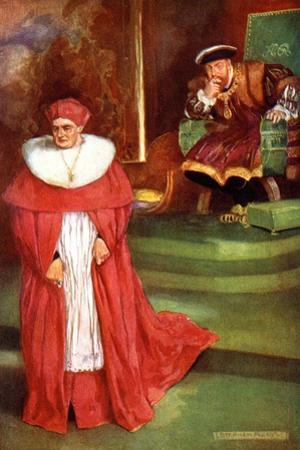Wolsey's Interview with King Henry Viii