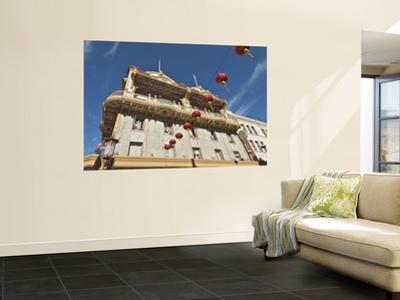 Chinatown Apartment Building