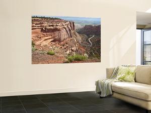Fruita Canyon Road by Stephen Saks