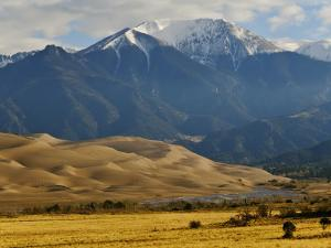 Medano Creek in Great Sand Dunes National Park and Preserve by Stephen Saks