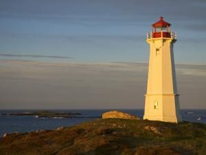 Sunrise over Lighthouse Point by Stephen Saks