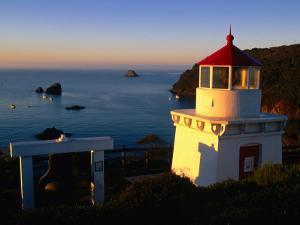 Trinidad Head Lighthouse, Trinidad, California, USA by Stephen Saks
