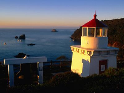 Trinidad Head Lighthouse, Trinidad, California, USA