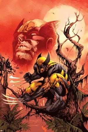 Wolverine: Killing Made Simple No.1 Cover: Wolverine by Stephen Segovia