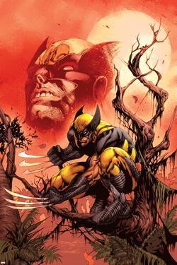Wolverine: Killing Made Simple No.1 Cover: Wolverine by Stephen Segovia