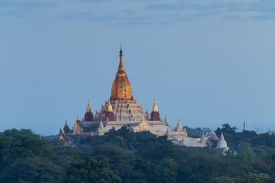 Ananda Temple at Dawn, Bagan (Pagan), Myanmar (Burma) by Stephen Studd