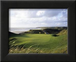 Ballybunion Golf Club Old Course, Ireland by Stephen Szurlej