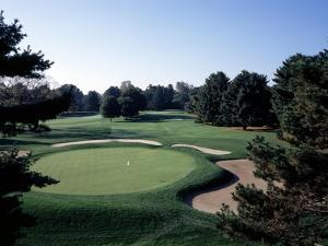 Baltusrol Golf Club, Hole 16 by Stephen Szurlej